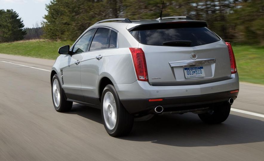 2010 Cadillac SRX 2.8T Turbo - Slide 3