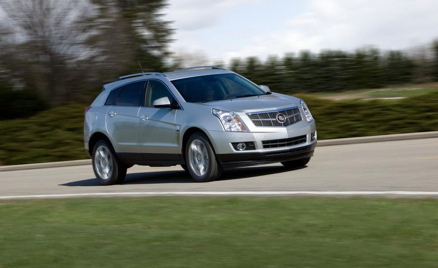 2010 Cadillac SRX 2.8T Turbo - Slide 1