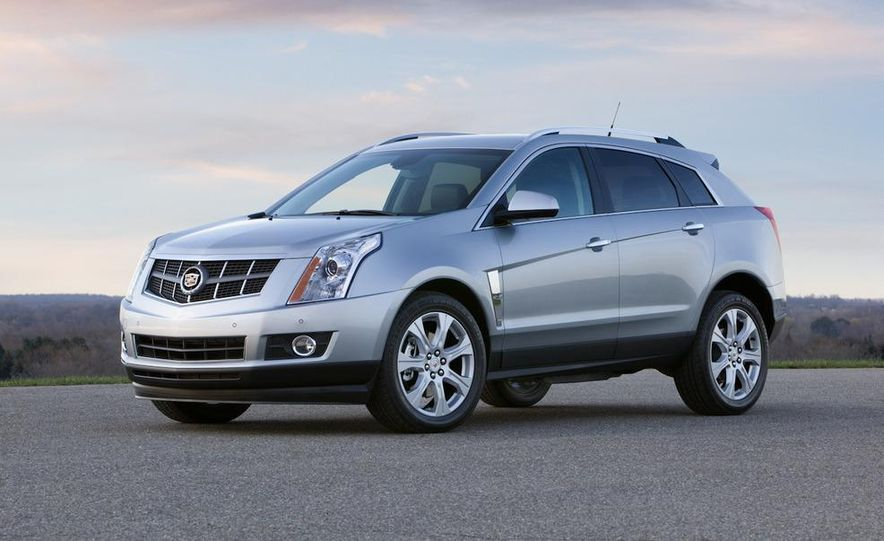 2010 Cadillac SRX 2.8T Turbo - Slide 7