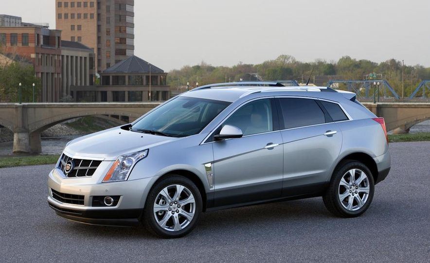 2010 Cadillac SRX 2.8T Turbo - Slide 8