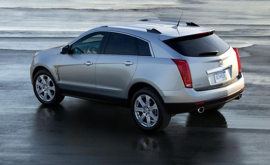 2010 Cadillac SRX 2.8T Turbo - Slide 9