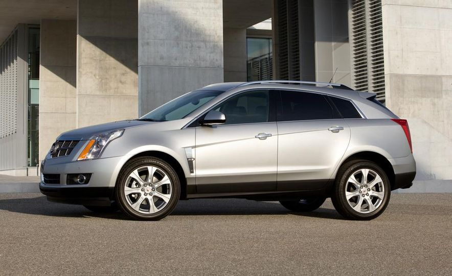 2010 Cadillac SRX 2.8T Turbo - Slide 10