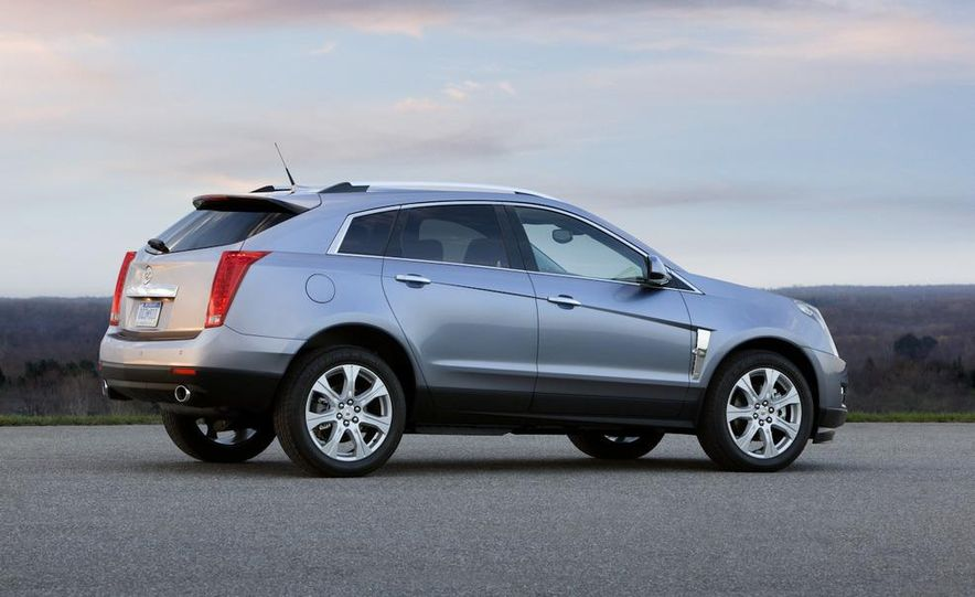 2010 Cadillac SRX 2.8T Turbo - Slide 11