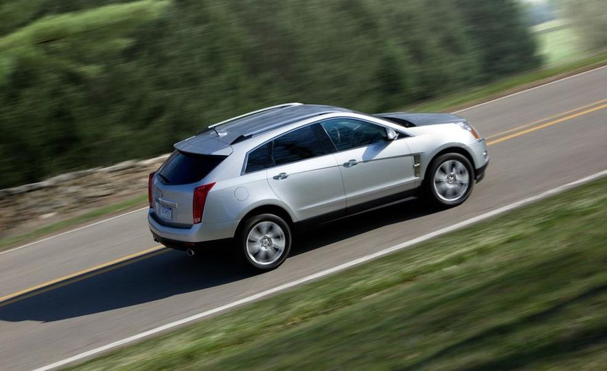 2010 Cadillac SRX 2.8T Turbo - Slide 5
