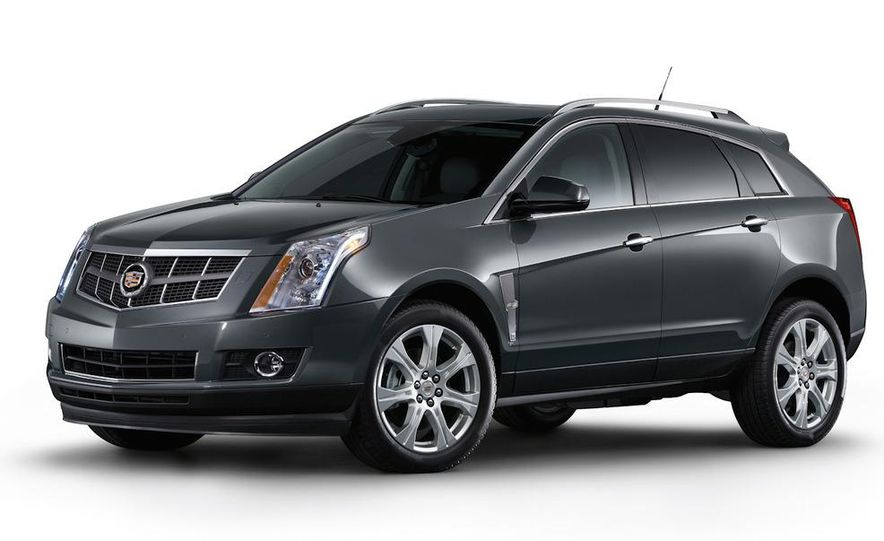 2010 Cadillac SRX 2.8T Turbo - Slide 25