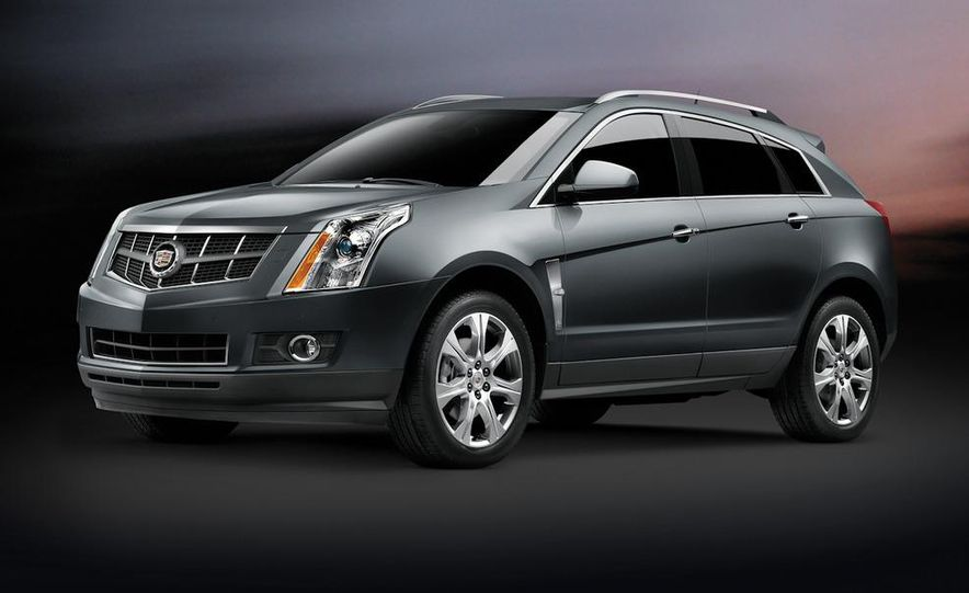 2010 Cadillac SRX 2.8T Turbo - Slide 12