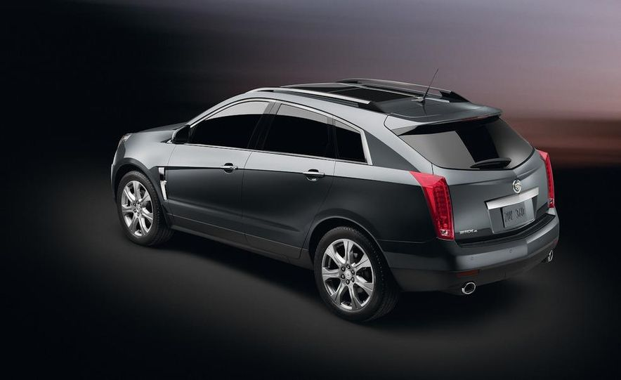 2010 Cadillac SRX 2.8T Turbo - Slide 13