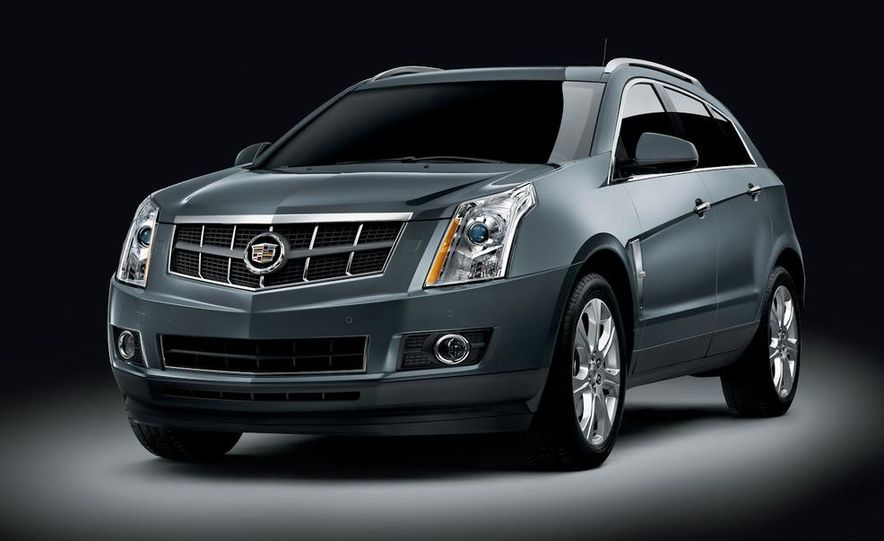 2010 Cadillac SRX 2.8T Turbo - Slide 14