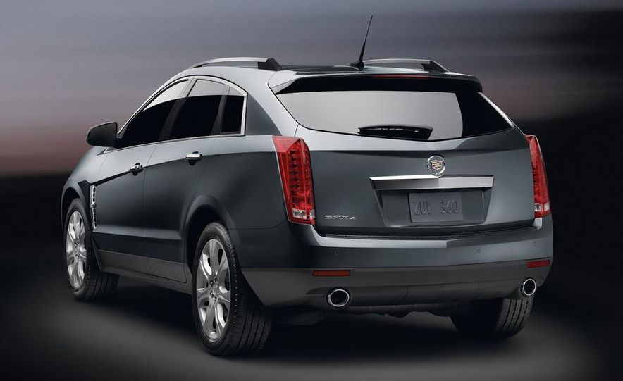 2010 Cadillac SRX 2.8T Turbo - Slide 15
