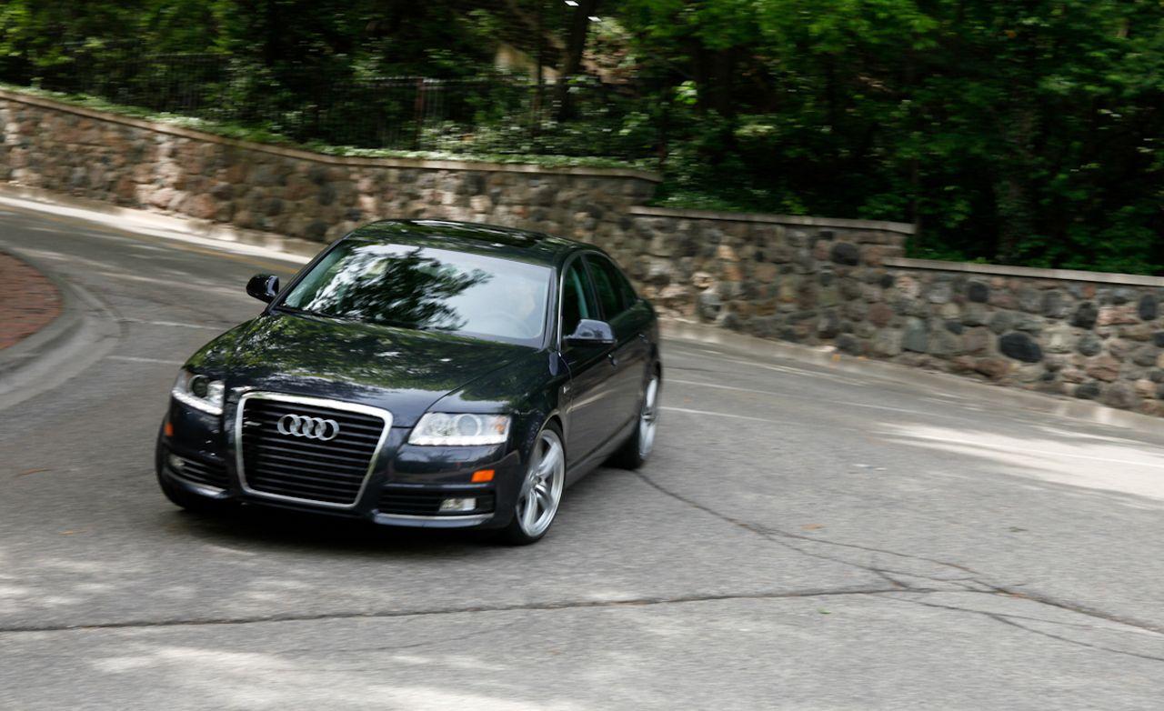 2010 Audi A6 3.0T Quattro