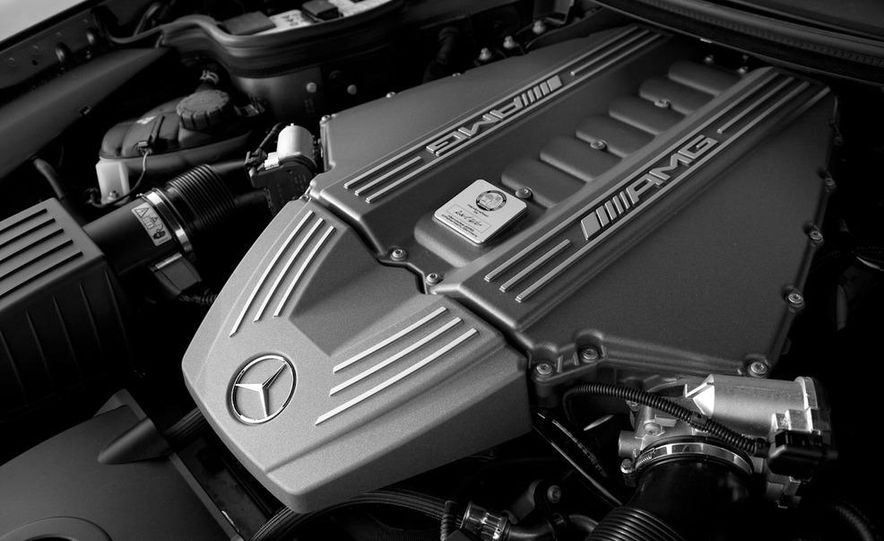 2013 Mercedes-Benz SLS AMG E-CELL - Slide 101