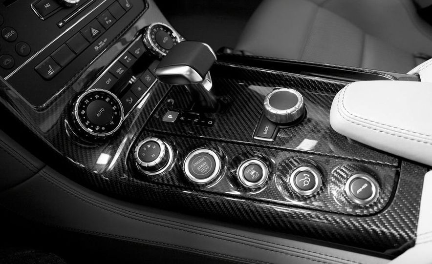 2013 Mercedes-Benz SLS AMG E-CELL - Slide 105
