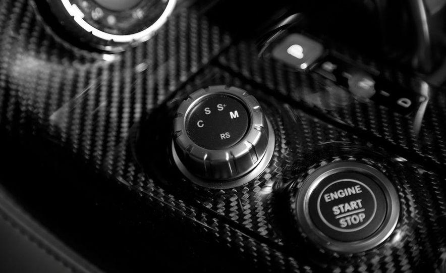 2013 Mercedes-Benz SLS AMG E-CELL - Slide 110