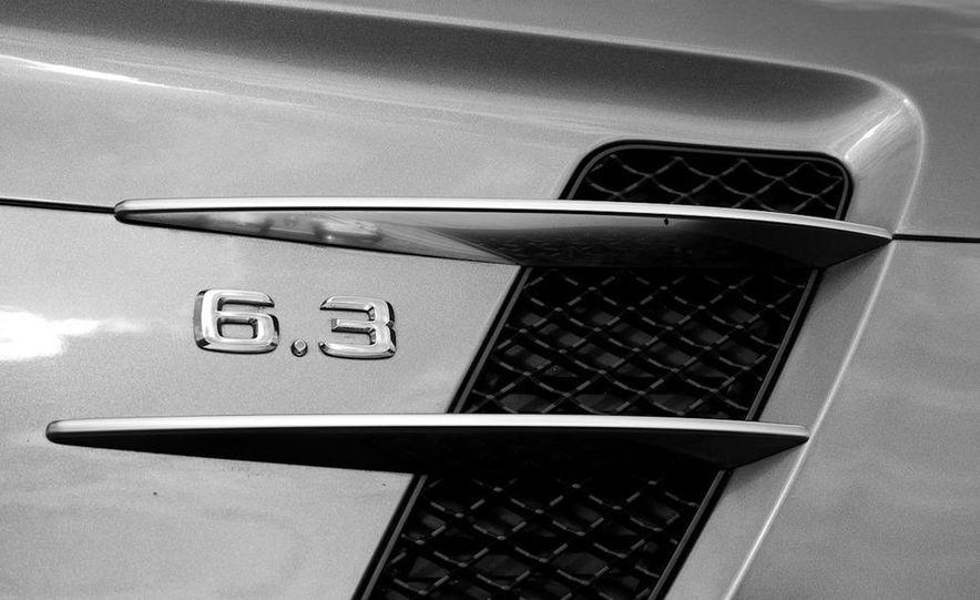 2013 Mercedes-Benz SLS AMG E-CELL - Slide 95