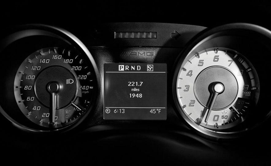 2013 Mercedes-Benz SLS AMG E-CELL - Slide 109