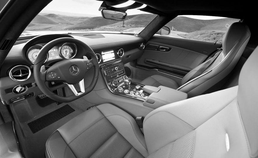 2013 Mercedes-Benz SLS AMG E-CELL - Slide 107