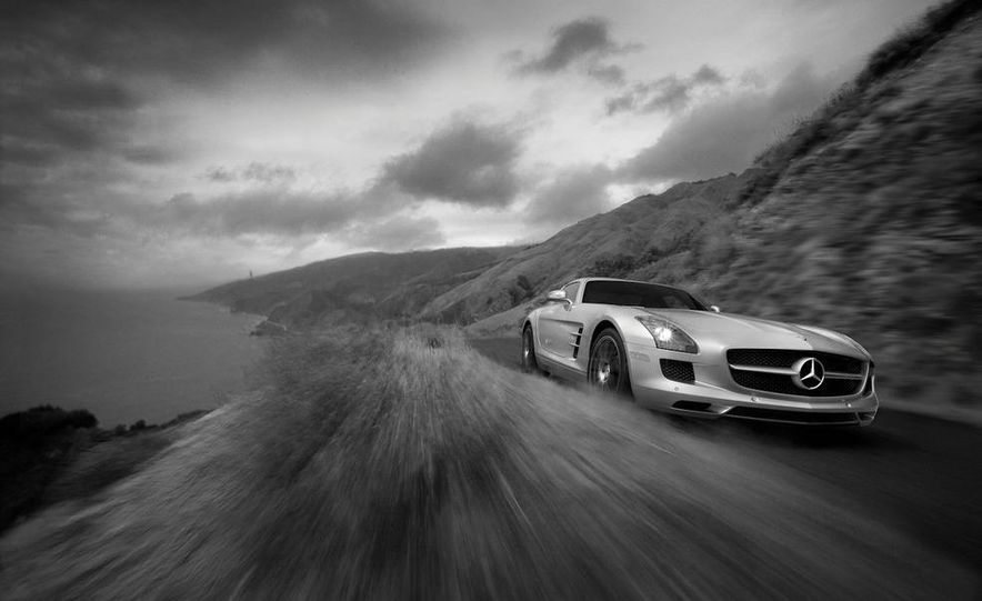 2013 Mercedes-Benz SLS AMG E-CELL - Slide 55