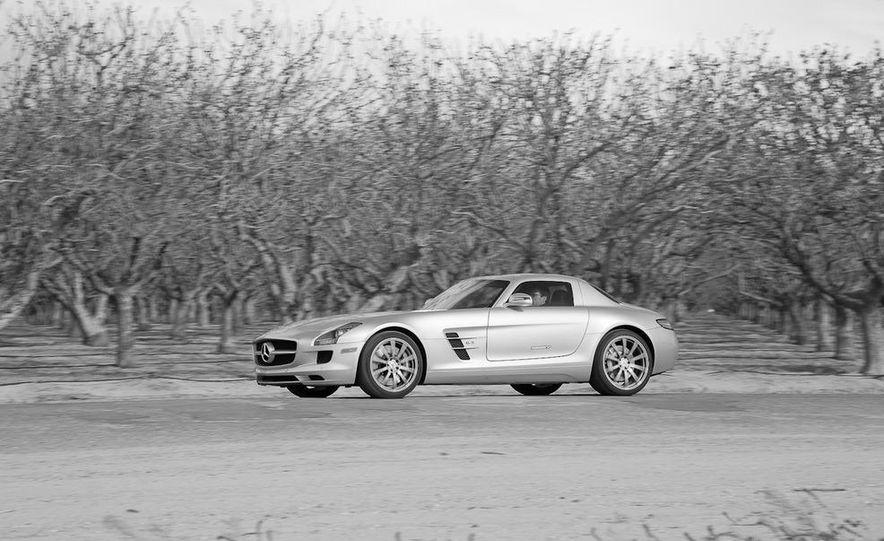2013 Mercedes-Benz SLS AMG E-CELL - Slide 57