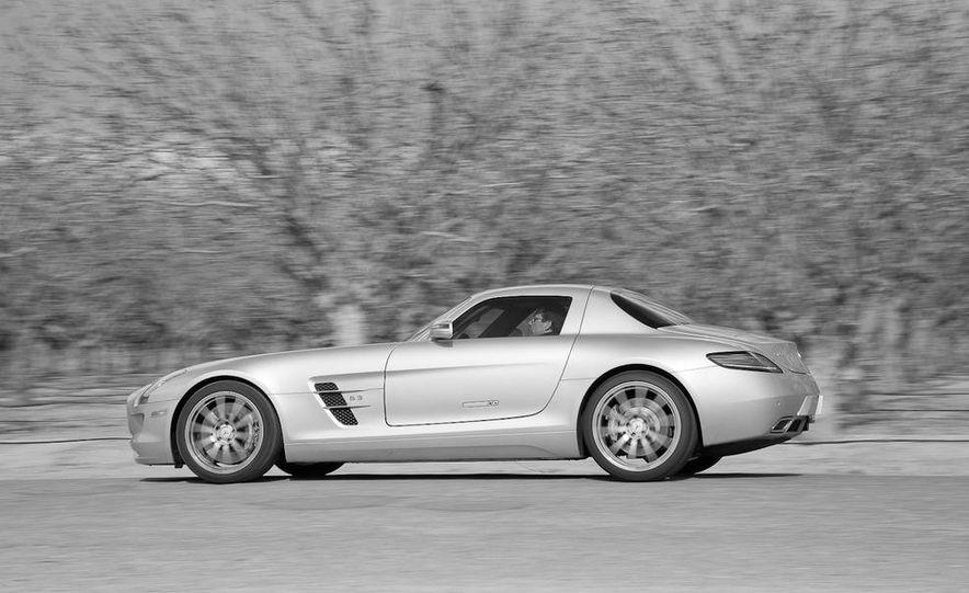 2013 Mercedes-Benz SLS AMG E-CELL - Slide 58