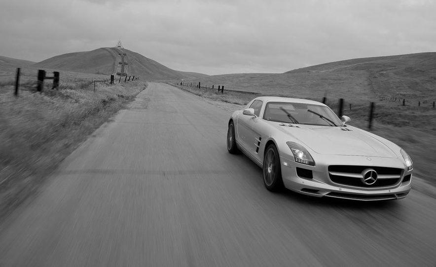 2013 Mercedes-Benz SLS AMG E-CELL - Slide 59