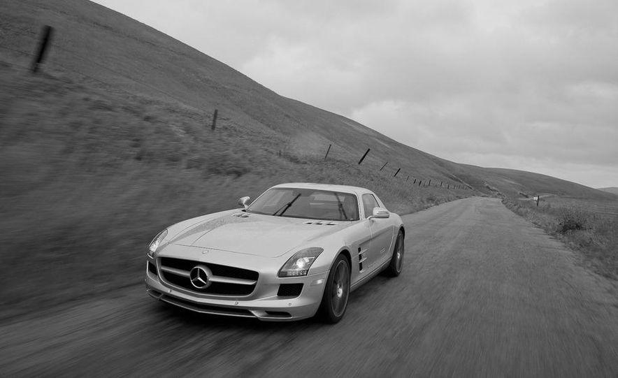 2013 Mercedes-Benz SLS AMG E-CELL - Slide 60