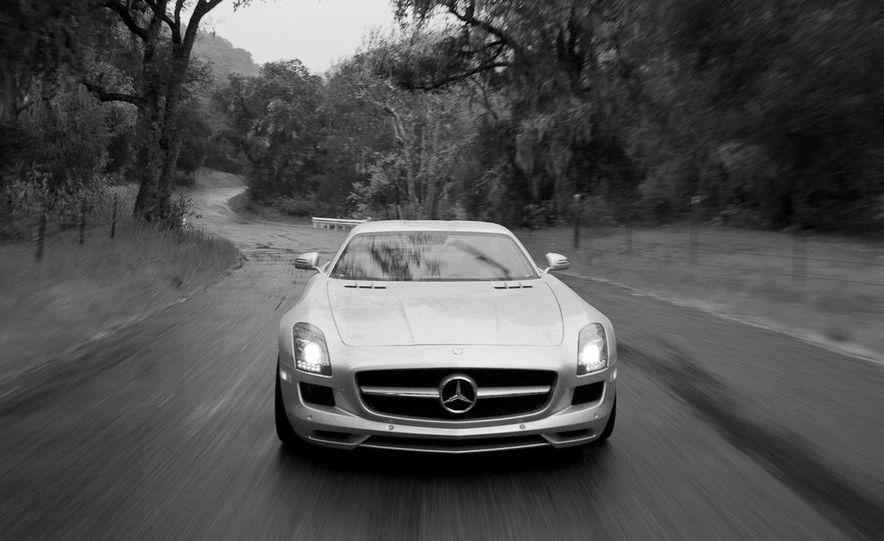 2013 Mercedes-Benz SLS AMG E-CELL - Slide 63