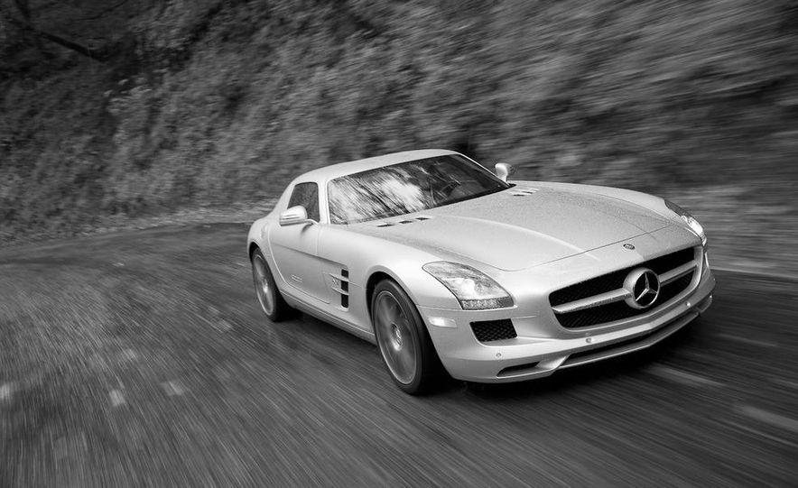 2013 Mercedes-Benz SLS AMG E-CELL - Slide 65