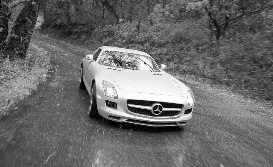 2013 Mercedes-Benz SLS AMG E-CELL - Slide 66