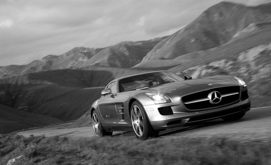 2013 Mercedes-Benz SLS AMG E-CELL - Slide 67