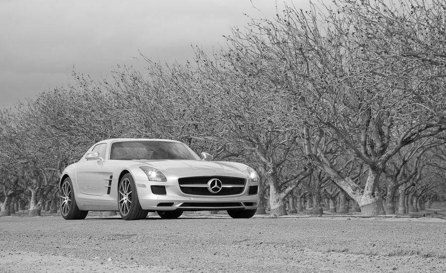 2013 Mercedes-Benz SLS AMG E-CELL - Slide 69
