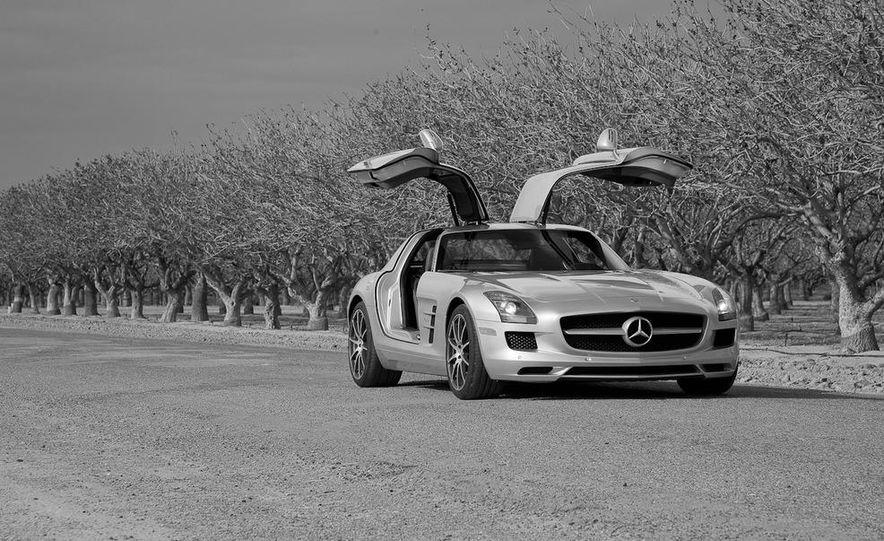 2013 Mercedes-Benz SLS AMG E-CELL - Slide 70