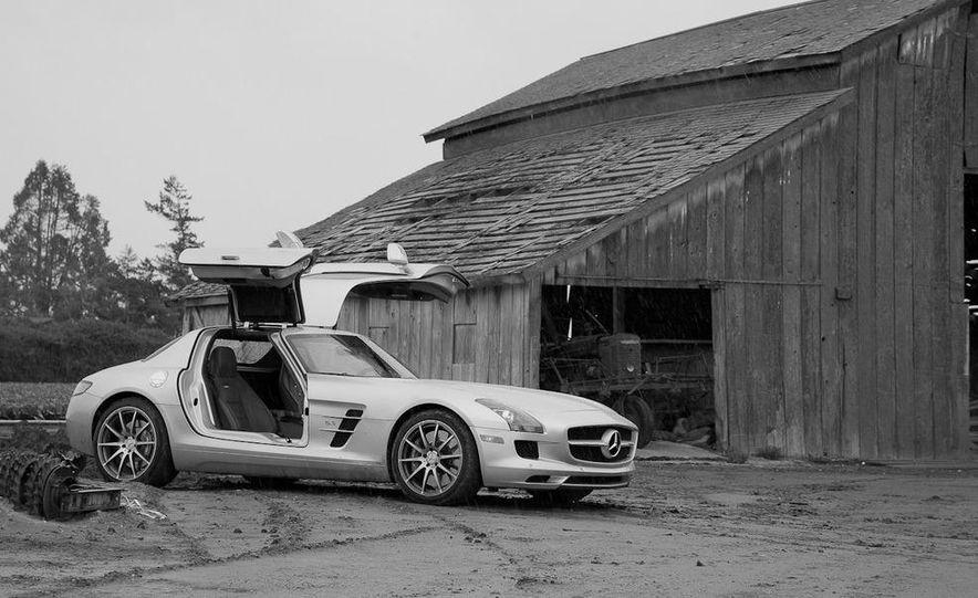 2013 Mercedes-Benz SLS AMG E-CELL - Slide 71