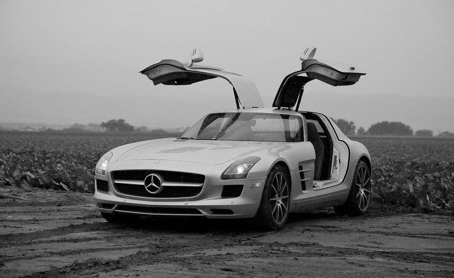 2013 Mercedes-Benz SLS AMG E-CELL - Slide 72