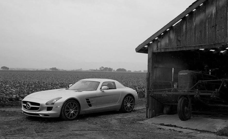 2013 Mercedes-Benz SLS AMG E-CELL - Slide 73