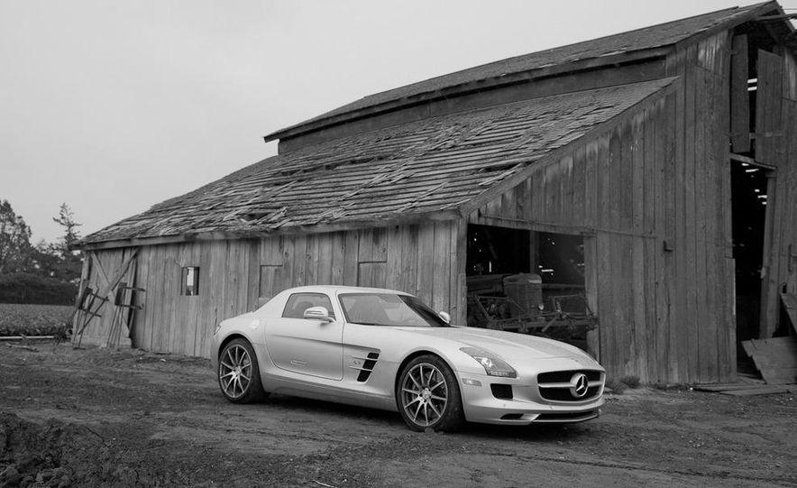 2013 Mercedes-Benz SLS AMG E-CELL - Slide 74