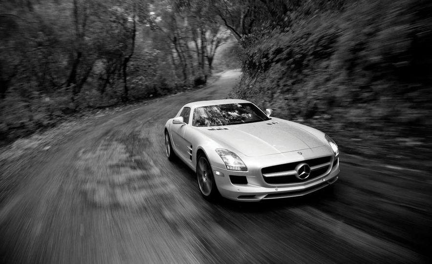 2013 Mercedes-Benz SLS AMG E-CELL - Slide 75