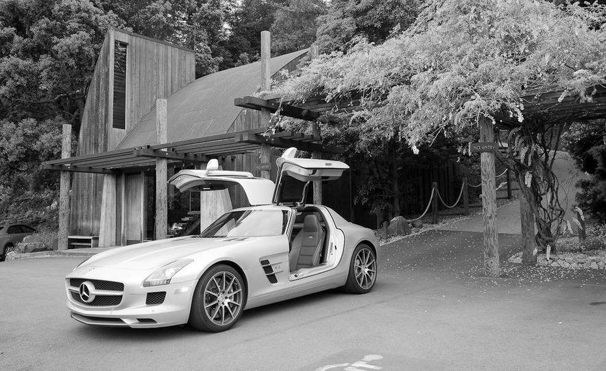 2013 Mercedes-Benz SLS AMG E-CELL - Slide 77