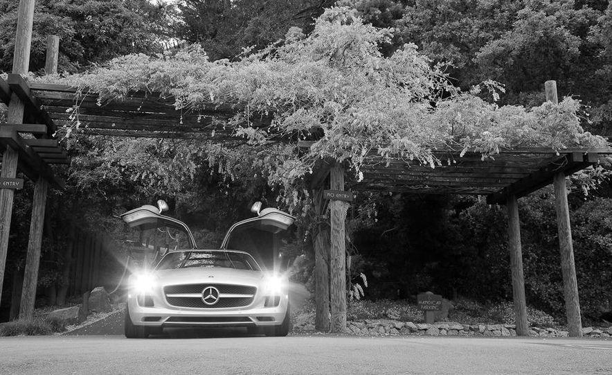 2013 Mercedes-Benz SLS AMG E-CELL - Slide 78
