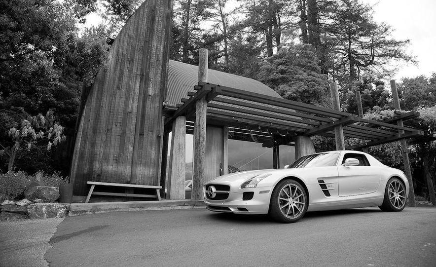 2013 Mercedes-Benz SLS AMG E-CELL - Slide 79