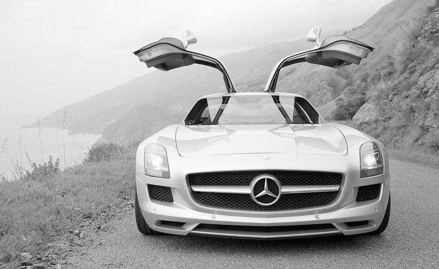 2013 Mercedes-Benz SLS AMG E-CELL - Slide 82