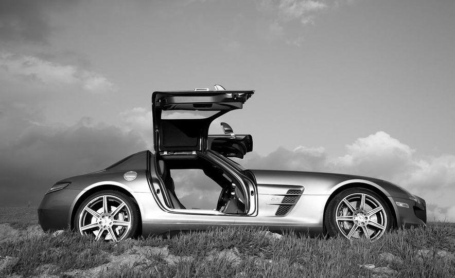 2013 Mercedes-Benz SLS AMG E-CELL - Slide 84