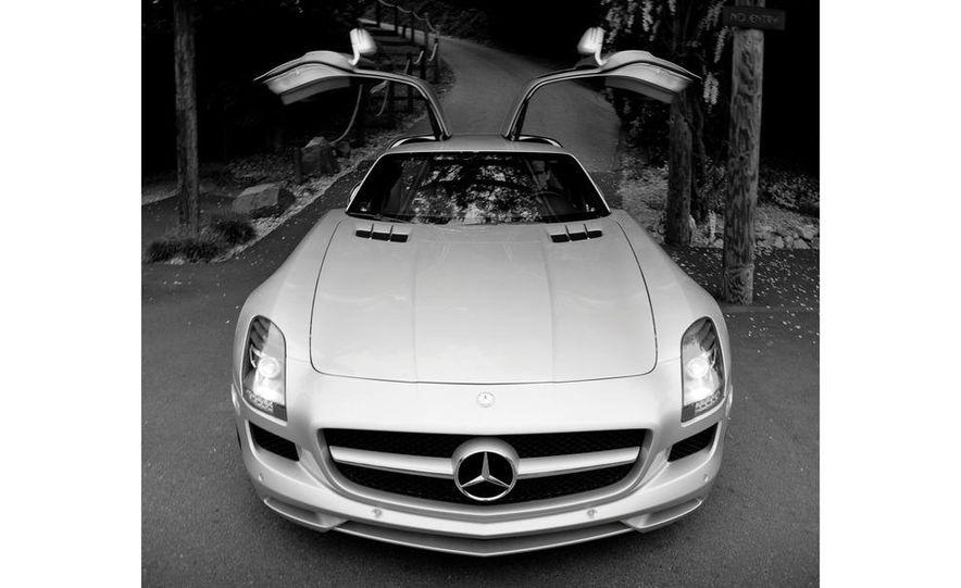 2013 Mercedes-Benz SLS AMG E-CELL - Slide 86