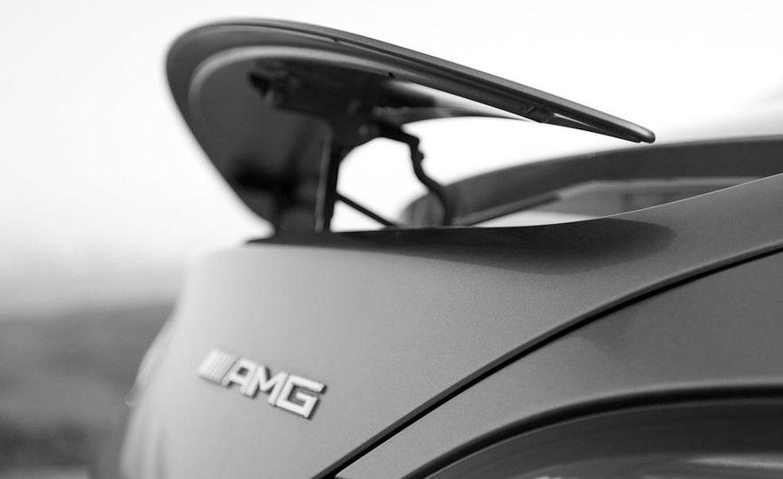2013 Mercedes-Benz SLS AMG E-CELL - Slide 88