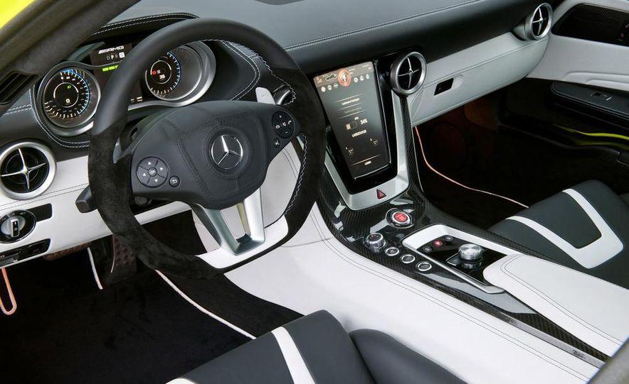 2013 Mercedes-Benz SLS AMG E-CELL - Slide 54