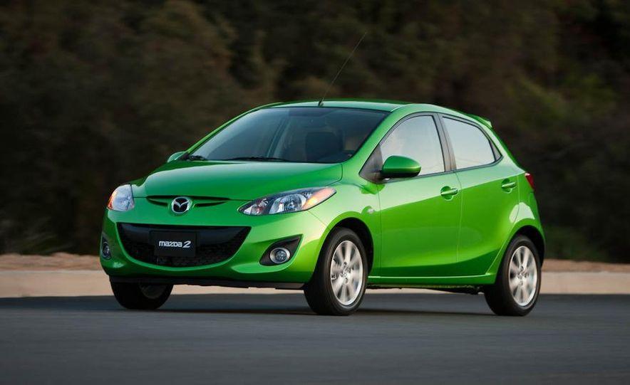 2011 Mazda 2 - Slide 1