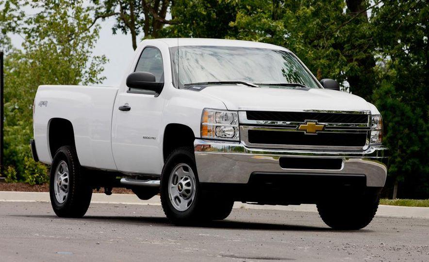 2011 Chevrolet Silverado 2500 Heavy Duty - Slide 19