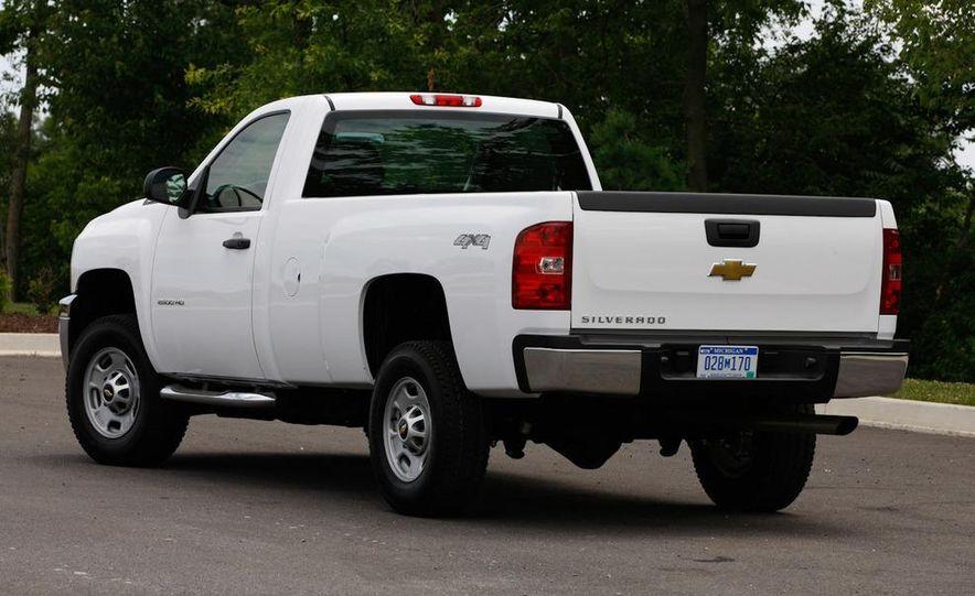2011 Chevrolet Silverado 2500 Heavy Duty - Slide 20