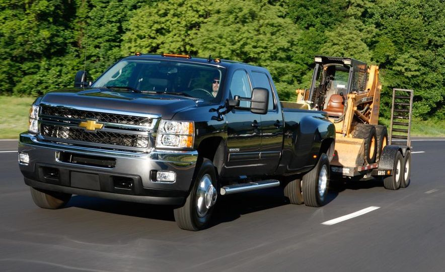2011 Chevrolet Silverado 2500 Heavy Duty - Slide 40