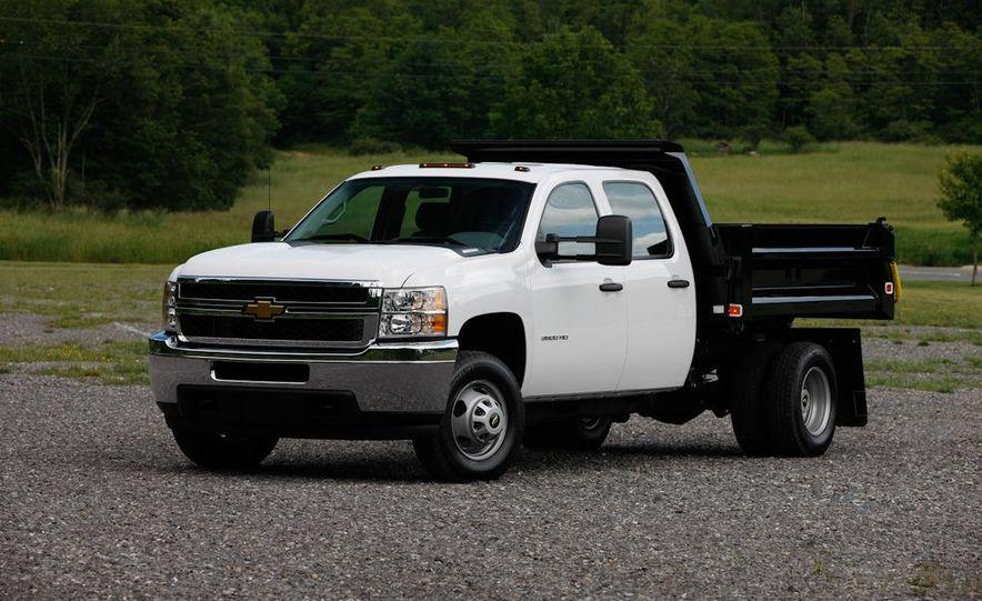 2011 Chevrolet Silverado 2500 Heavy Duty - Slide 35
