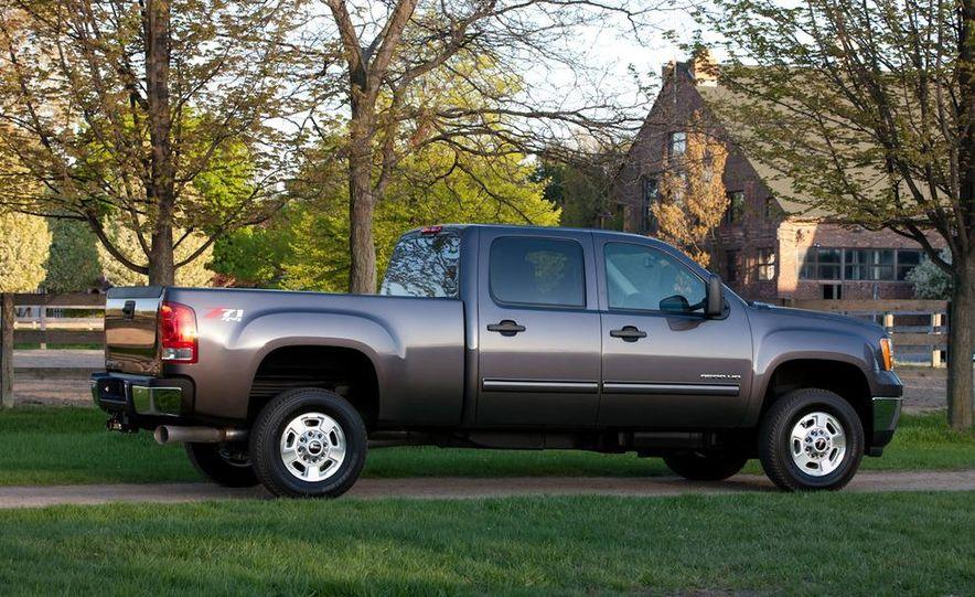 2011 Chevrolet Silverado 2500 Heavy Duty - Slide 51